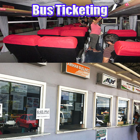 Bus Ticketing