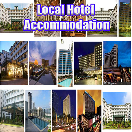 Local Hotel Accommodation