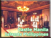 Castle Manila, Islands Philippines