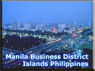 Metro Manila Business District, Islands Philippines